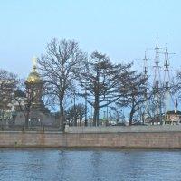 на Петроградской :: Елена