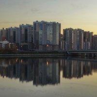 Береговая линия :: Владимир Гилясев