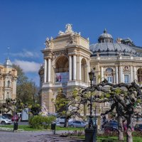 Апрелт в Одессе. :: Вахтанг Хантадзе