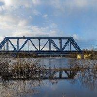 Мост через Нерль :: Сергей Цветков