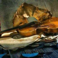Что-то забытое, давнее-давнее, вдруг загорелось в душе... :: Ирина Данилова