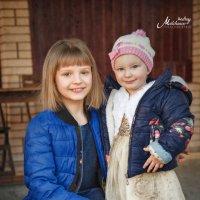 Сестренки :: Андрей Молчанов