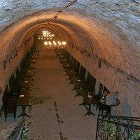 Завод шампанских вин Абрау Дюрсо :: Tata Wolf
