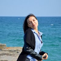 Морское настроение :: Надежда Кульбацкая