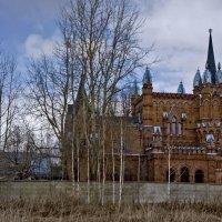 Не храм - санаторий! :: Ольга Маркова