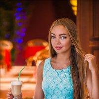 Уютное кафе :: Алексей Латыш