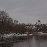 Зима вернулась :: Михаил Юрьевич