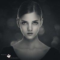не похожий портрет :: Николай Бушмакин