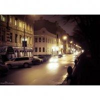 Ночная Москва :: Григорий Кучушев