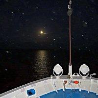 лунная дорожка со вспышкой :: aleksandr Крылов