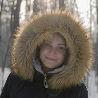 Морозная свежесть. :: Edward J.Berelet