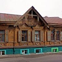 Старый дом :: Надежда Петрова
