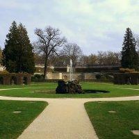 В парке Королевского дворца.. (Вюрцбург) :: Эдвард Фогель