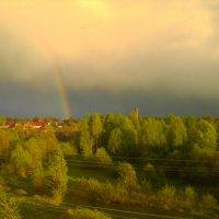 В  грозу :: Svetlana Lyaxovich