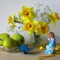 С надеждой и верой в чудо! :: Татьяна Смоляниченко