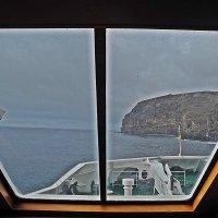 Вид  на  зимний о . Тенерифе с  борта  корабля. :: Виталий Селиванов