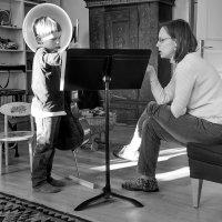 Музыка с мамой :: Tanja Gerster