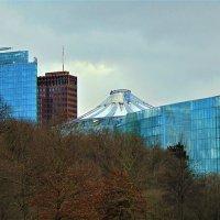Перспектива высотных зданий и Сони-центра в Берлине :: spm62 Baiakhcheva Svetlana