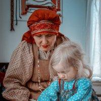 Плетение обережных кукол :: Нина