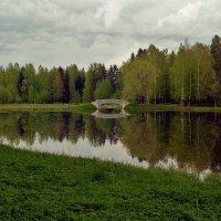 Отражения Белого озера... :: Sergey Gordoff