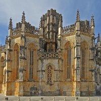 Недостроенная капелла монастыря :: ИРЭН@