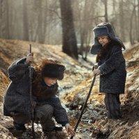 Весна :: Надежда Шибина