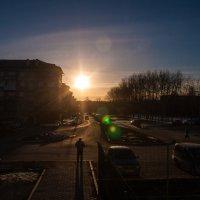 Вечерние тени :: Дмитрий Костоусов