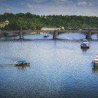 Лето в Праге :: Андрей Пашков