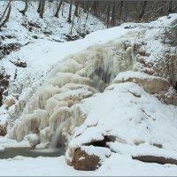 Зимние водопады ручья Руфабго,Адыгея. :: Андрей Янтарёв