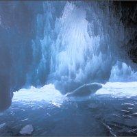 Невероятные Байкальские гроты. :: Андрей Янтарёв