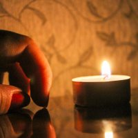 свеча :: NюRа;-) Ковылина