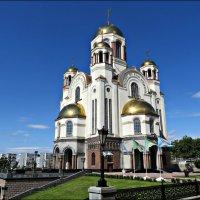 Храм-на-Крови в Екатеринбурге :: Leonid Rutov