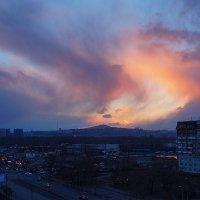 Закат над Фудзи моей :: Екатерина Торганская