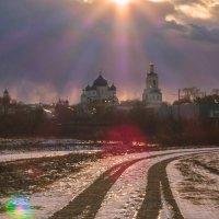 В солнечных бликах :: Сергей Цветков