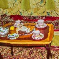 Чай на троих! :: Варвара
