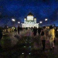 И освещён наш долгий путь по свету :: Ирина Данилова