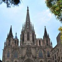 Барселона. Фотозарисовки :: Валерий Подорожный