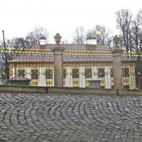 домик Петра Первого в Летнем саду :: Елена
