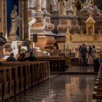 Интерьер Кафедрального Собора Святых Петра и Павла. :: Alla S.
