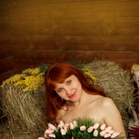 Весна :: Ксения