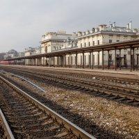 Вокзал Рыбинск :: Горелов Дмитрий