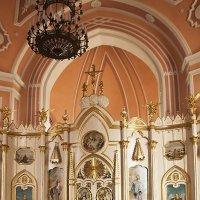 В Чесменской церкви :: El Кондукова