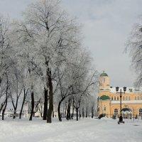Зима в городе :: Роман Савоцкий