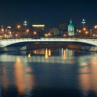 Ночная Москва. :: Андрей Васильев