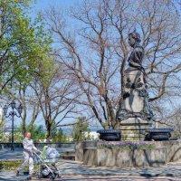 Весна идет... :: Вахтанг Хантадзе