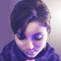 Девушка с розой :: Инна Рогач