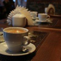 В кофейных тонах :: Александра Романова