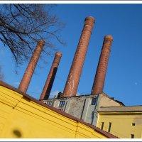 Историческая ТЭЦ на Фонтанке :: tipchik