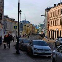 Москва, Маросейка :: Владимир Брагилевский