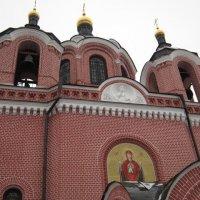 Церковь Знамения Пресвятой Богородицы в Ховрине :: Дмитрий Никитин